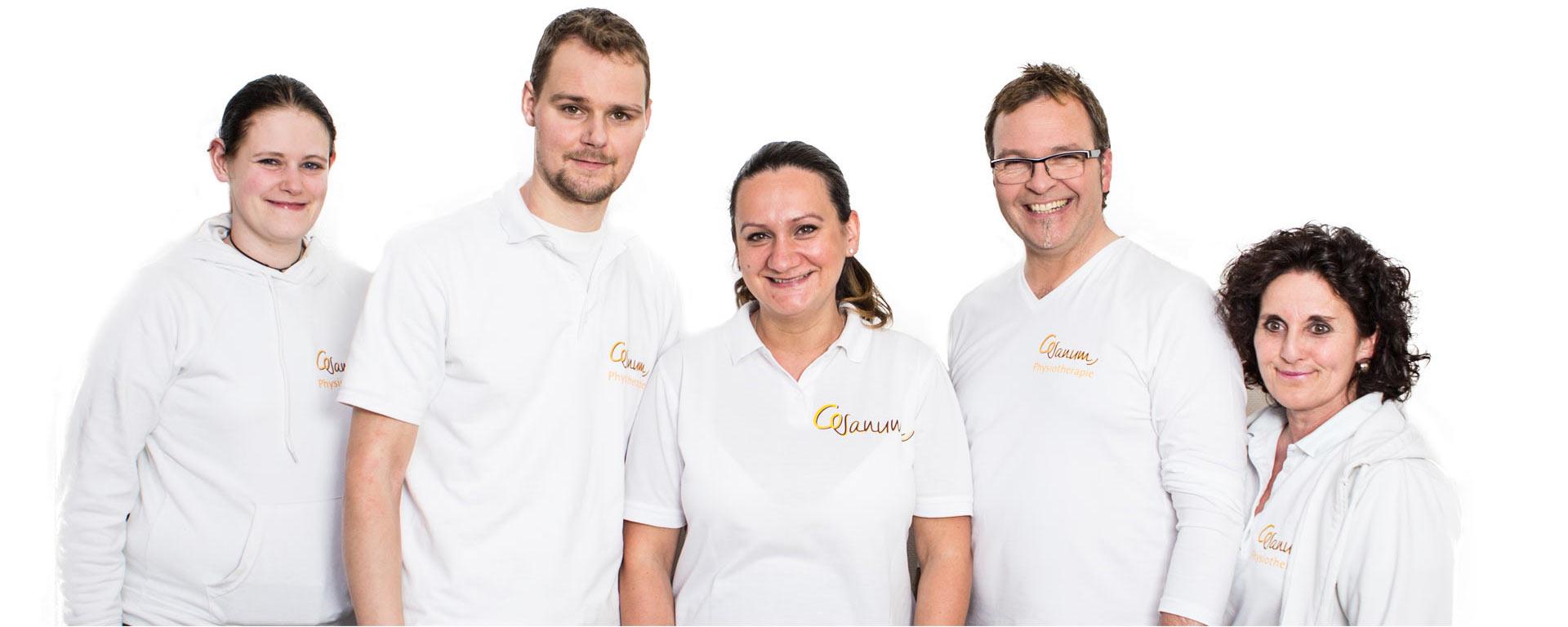 Das Praxisteam Cosanum Wuppertal